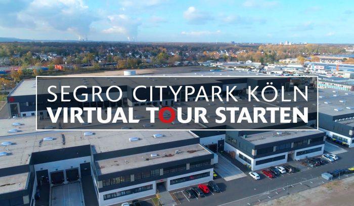 Machen Sie sich ein Bild des SEGRO CityPark Köln